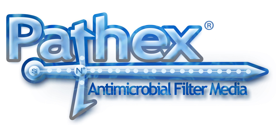 Pathex Antimicrobial Filter Media Logo